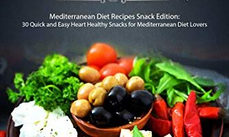 Mediterranean Diet Snack Recipes